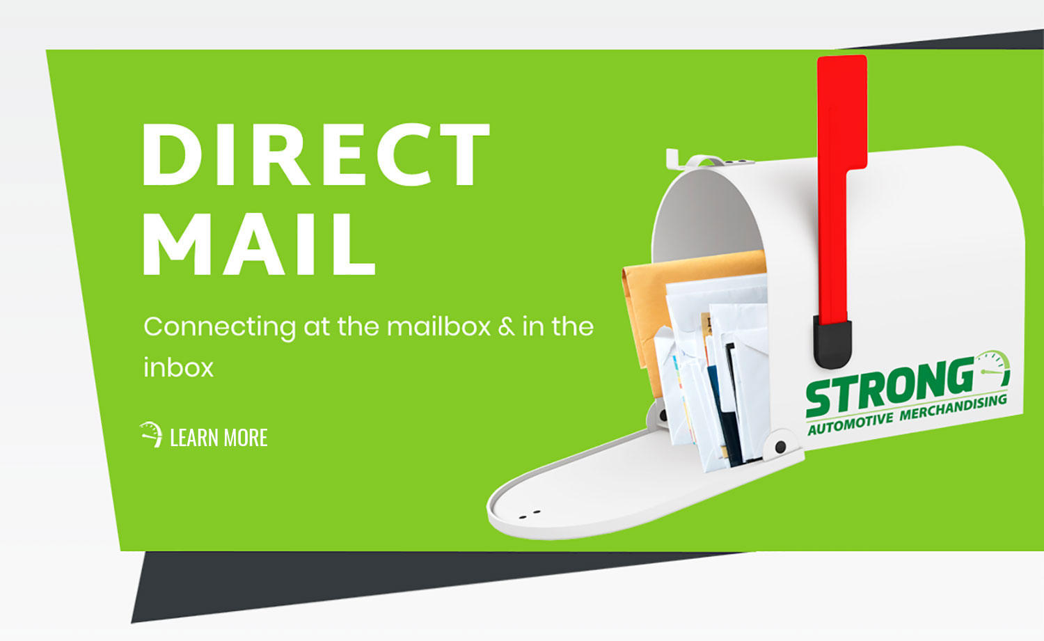 Strong Automotive Merchandising Services - Direct Mail