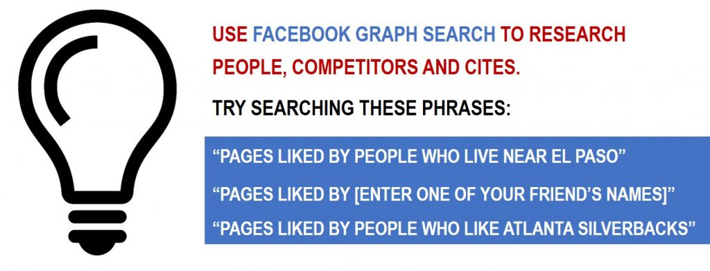 Facebook Research Idea