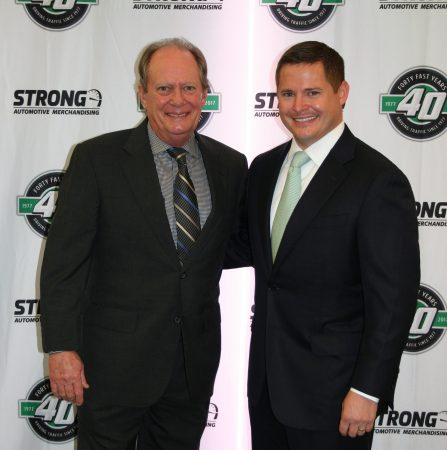 Mike and John Paul Strong