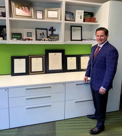 John Paul Strong Completes Program at Harvard Business School