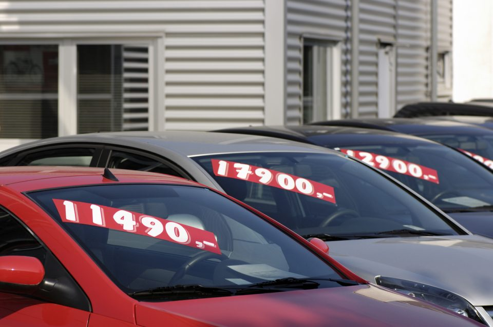 How To Get Used Car Inventory Without Going To Auction