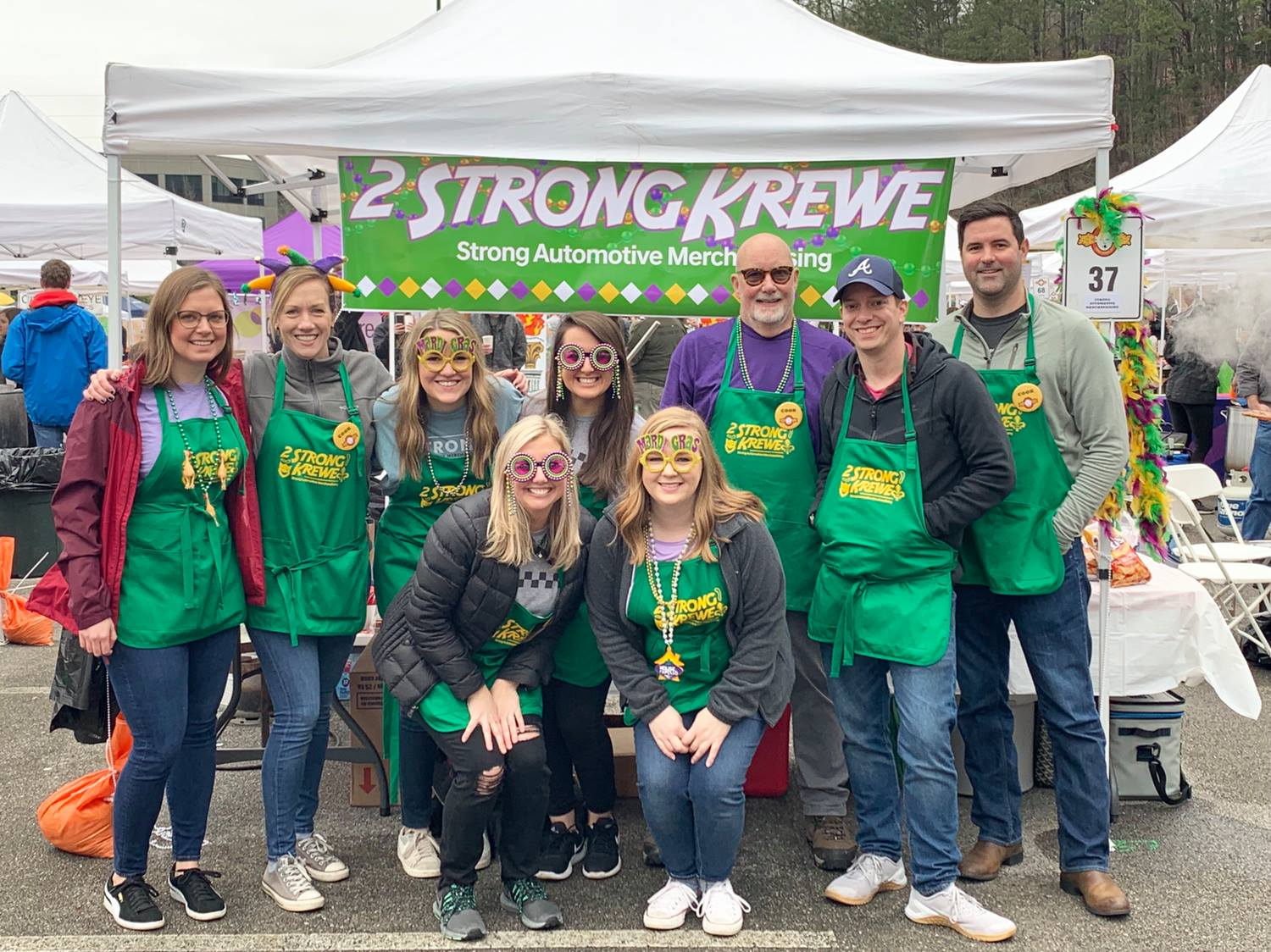 Strong Automotive Philanthropy - Chili Cook-Off