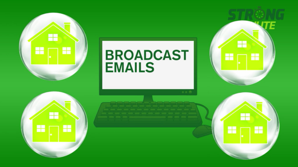 BROADCAST EMAIL CASE STUDY