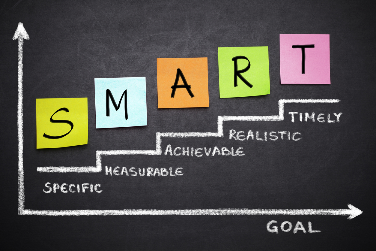 Setting SMART Goals for 2020