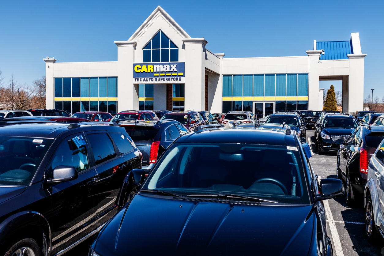 CarMax's Sales Vastly Improve, Toyota Wins in Supplier Survey