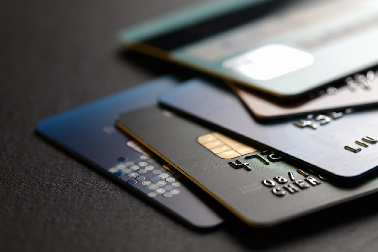 Credit Card Debt Falls, Auto & Home Loans Rise