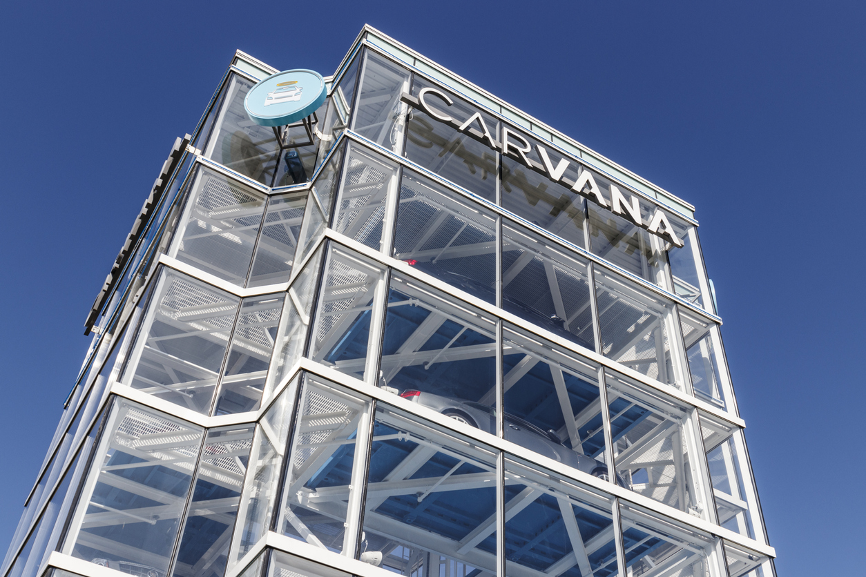 Carvana Buys a Car Every 2.5 Minutes, Vizio Goes Public