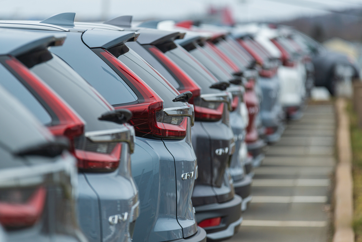 Honda Ranks #1 for Lowest Service Cost, Rental Companies Go to Auction
